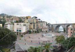 Affitto a Zoagli piazzetta: appartamento vista mare