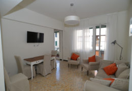 Apartment for rent in Rapallo, historic centre