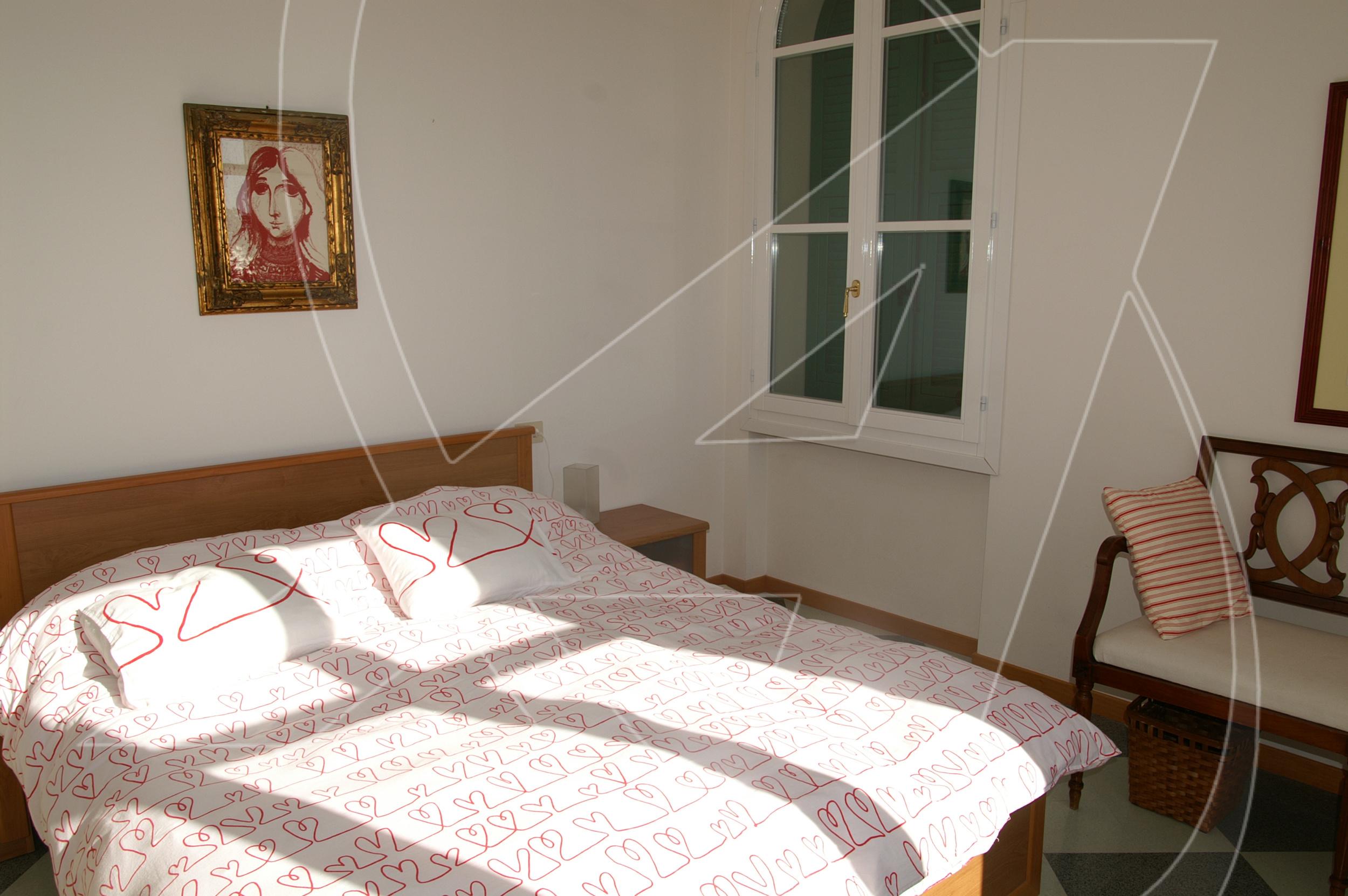 Appartamento in villa sul mare in affitto a Zoagli - Apartment in villa by the sea for rent in Zoagli