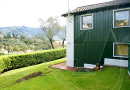 Small villa with garden for rent in San Michele di Pagana
