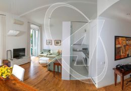 appartamento in affitto sul lungomare di Rapallo