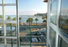 Rapallo: affitto appartamento vista mare in passeggiata mare