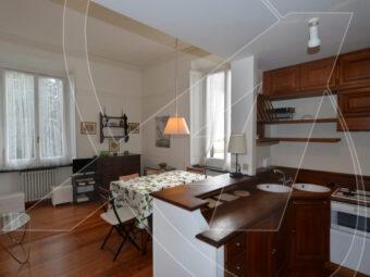 RAPALLO Zona porto - Affitto appartamento in villa signorile in zona porto