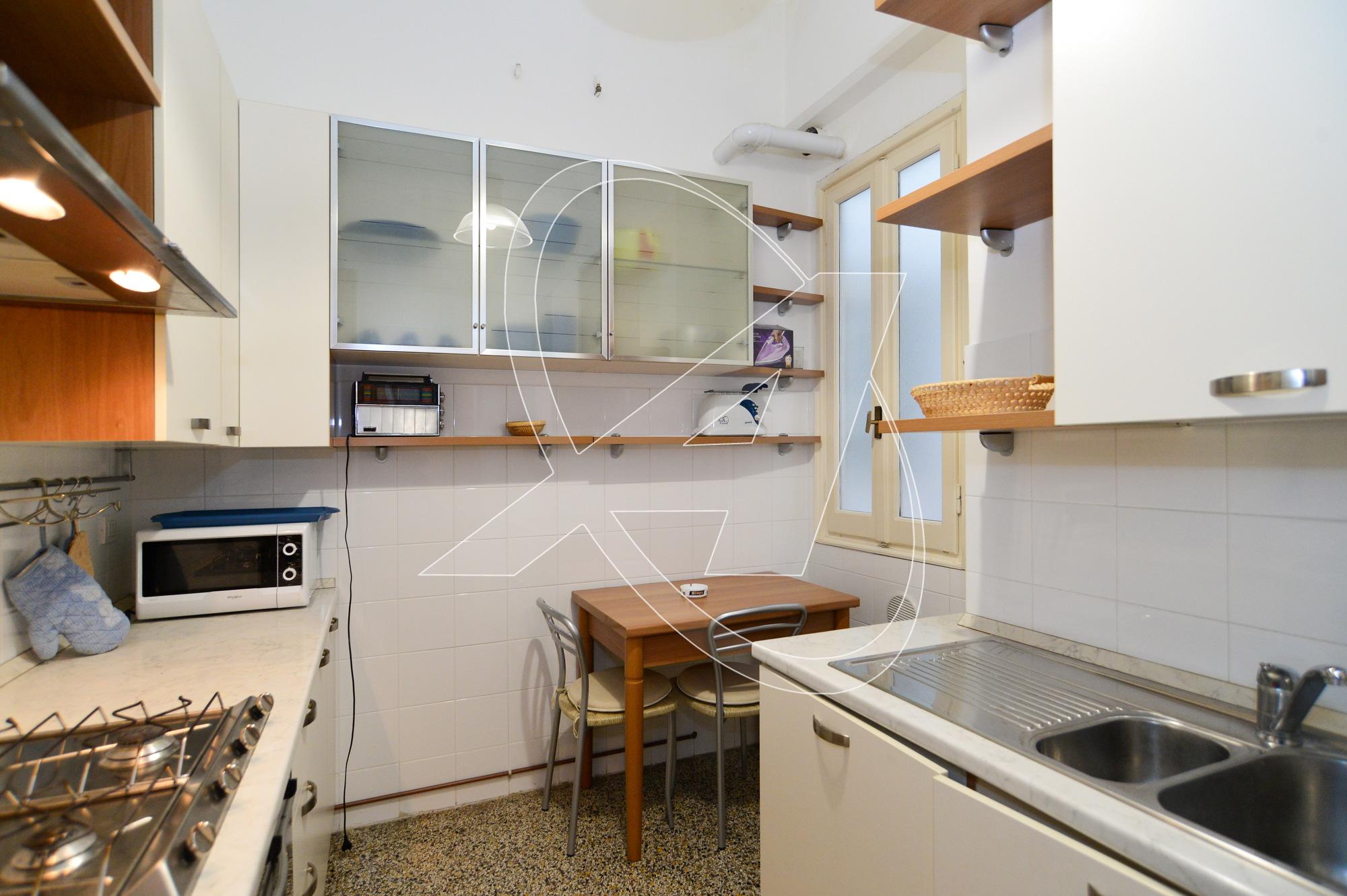 Santa Margherita Ligure - affitto appartamento con cucina attrezzata